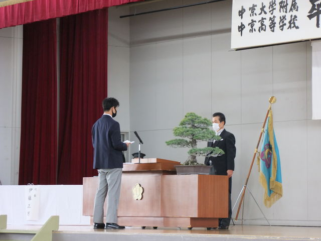 卒業生代表の言葉.JPG
